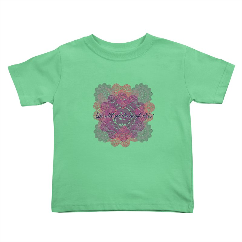 Dainty Survival Pack! Kids Toddler T-Shirt by gasponce