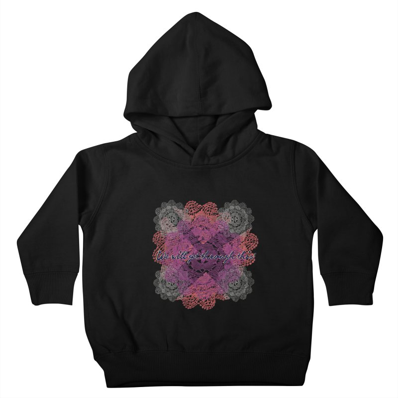 Dainty Survival Pack! Kids Toddler Pullover Hoody by gasponce
