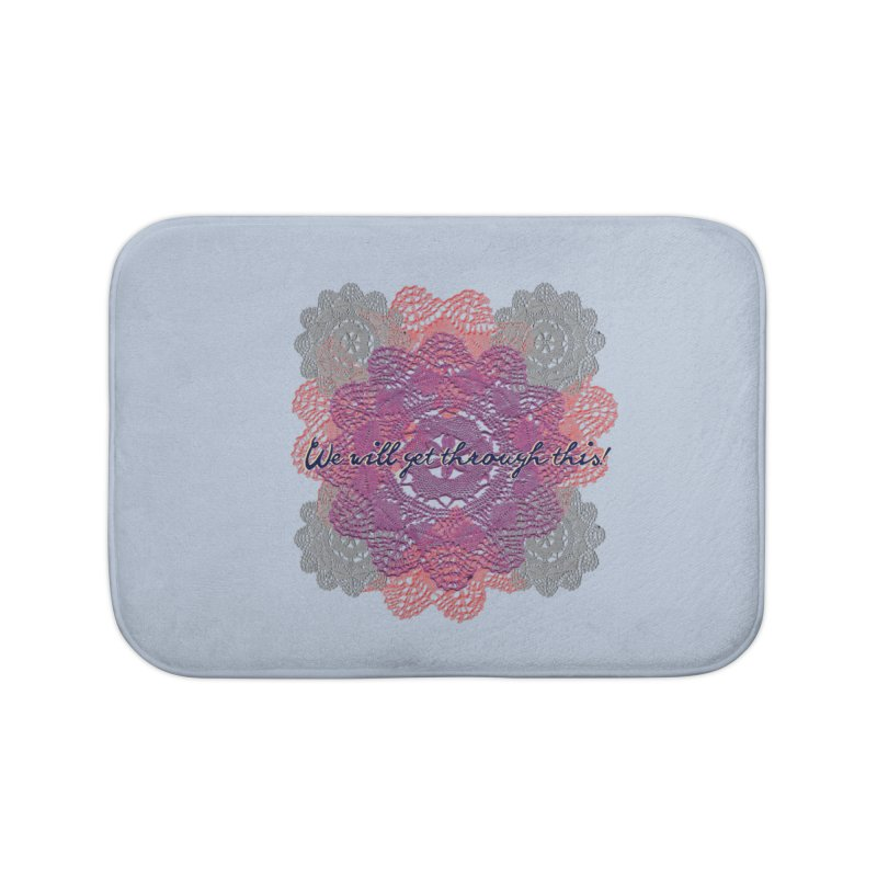 Dainty Survival Pack! Home Bath Mat by gasponce