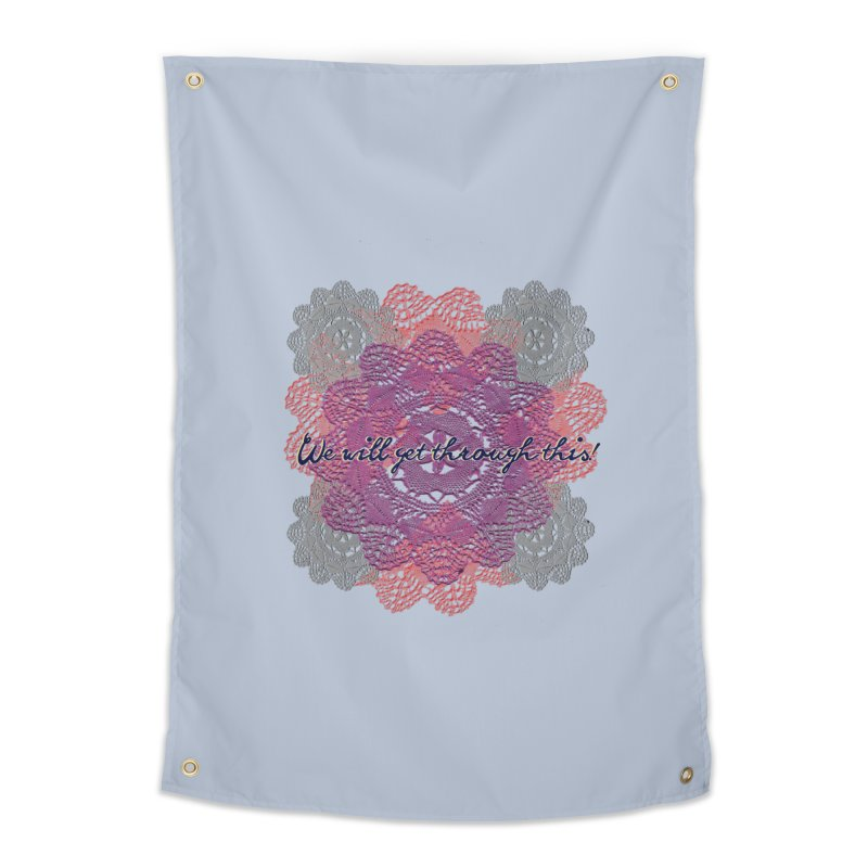 Dainty Survival Pack! Home Tapestry by gasponce