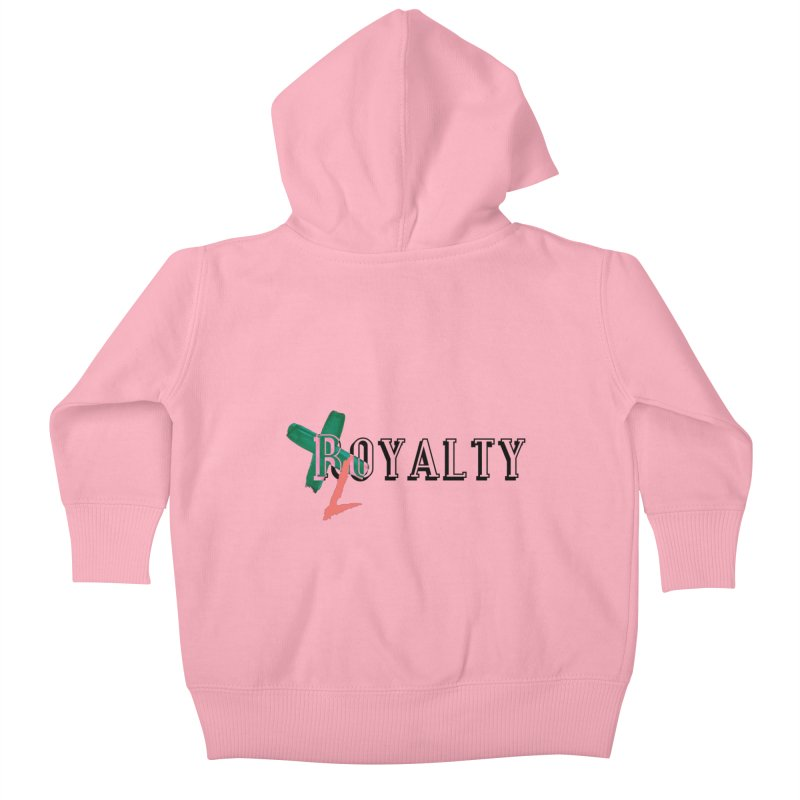 Loyalty! Kids Baby Zip-Up Hoody by gasponce