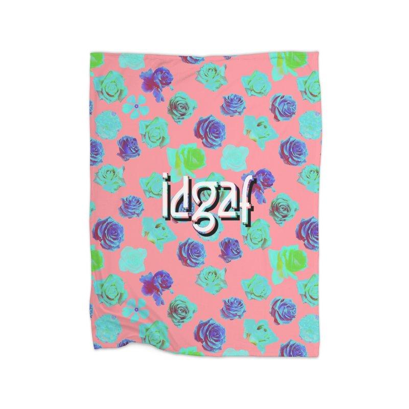Bold! V2 Home Fleece Blanket by gasponce