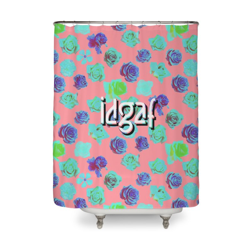 Bold! V2 Home Shower Curtain by gasponce