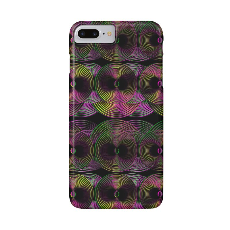 3d lp neon pat. Accessories Phone Case by gasponce