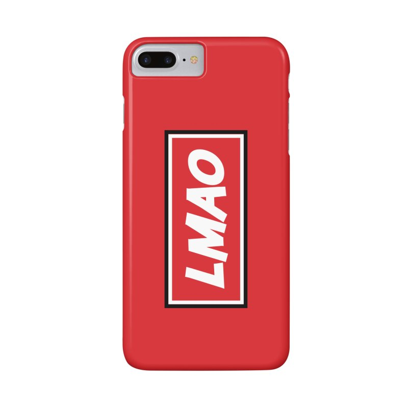 LMAO! Accessories Phone Case by gasponce