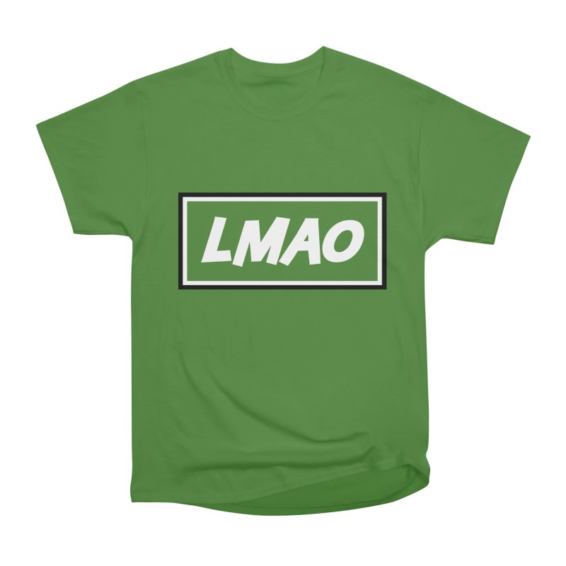 LMAO! Men's Classic T-Shirt by gasponce