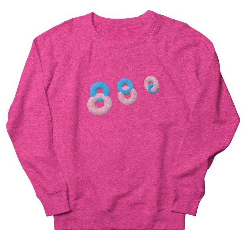 Minimal donuts! Men's Sweatshirt by gasponce