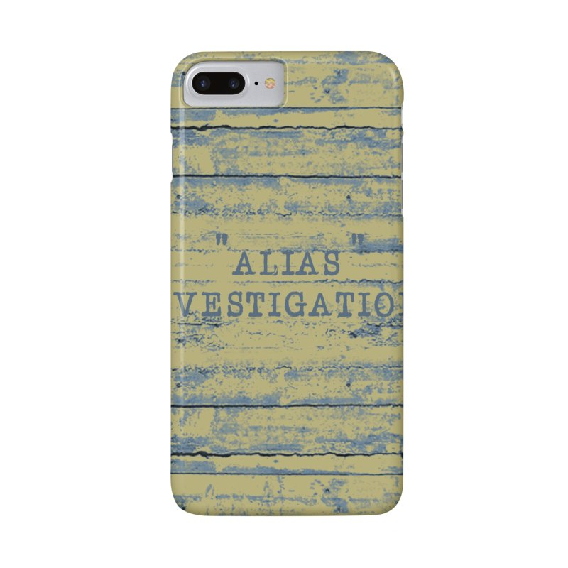 """alias"" Accessories Phone Case by gasponce"