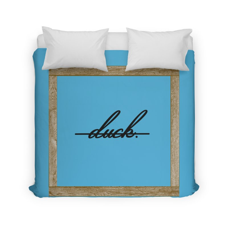DUCK IT! Home Duvet by gasponce