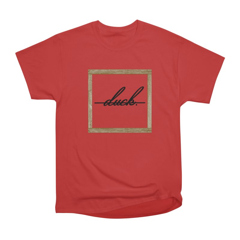 DUCK IT! Men's Classic T-Shirt by gasponce