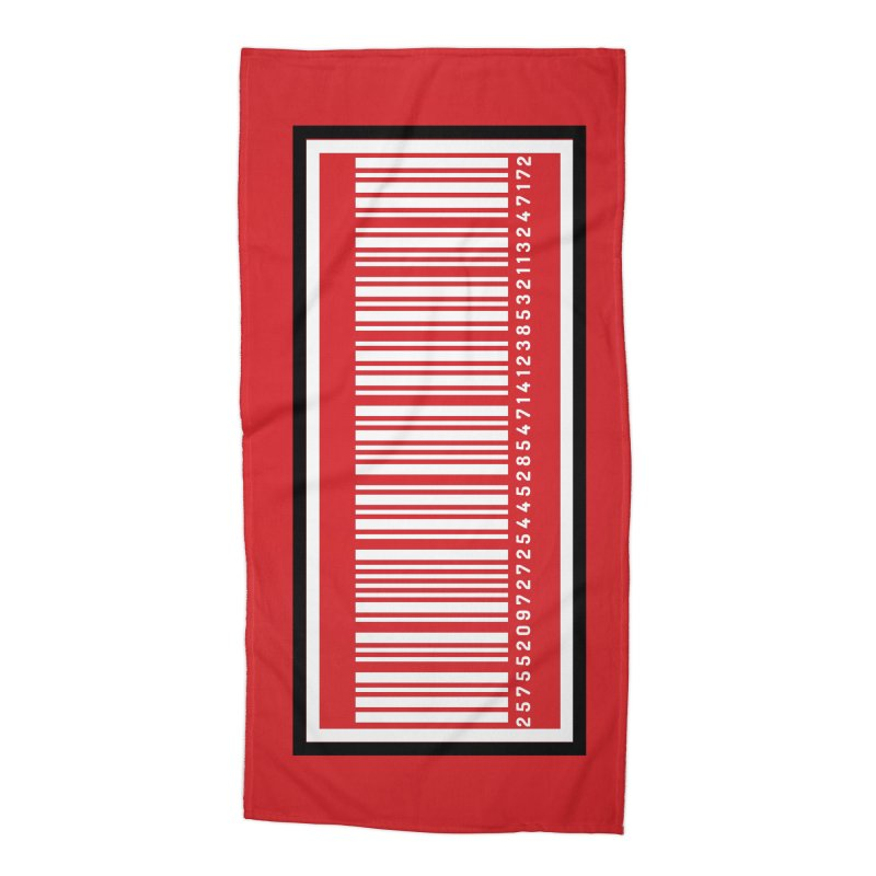 Code! Accessories Beach Towel by gasponce