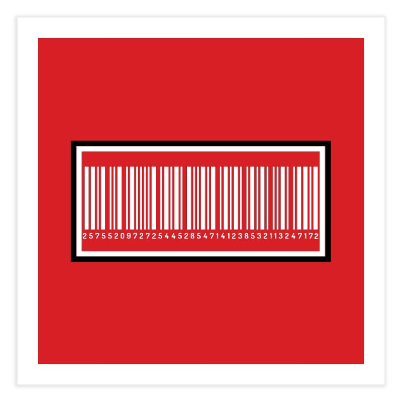 Code! Home Fine Art Print by gasponce