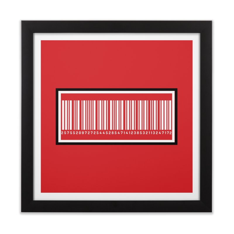 Code! Home Framed Fine Art Print by gasponce