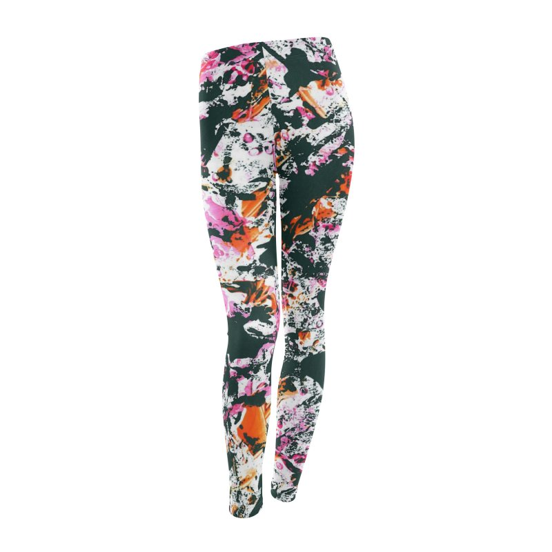 Graffiti Lightning! in Women's Leggings Bottoms by gasponce