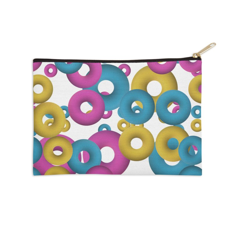 minimalist Fruity loops! Accessories Zip Pouch by gasponce