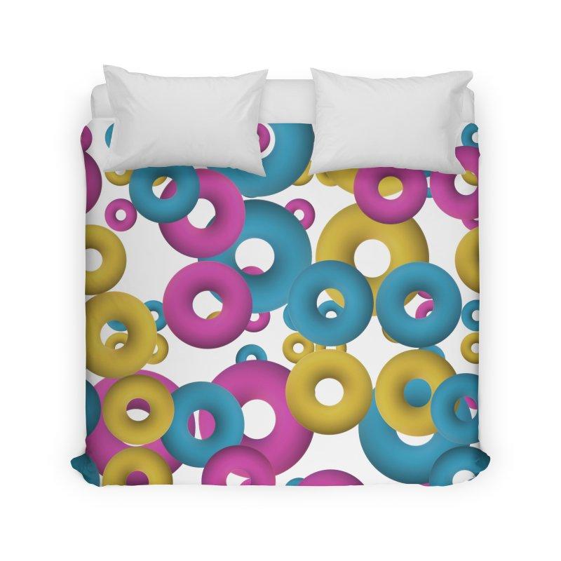 minimalist Fruity loops! Home Duvet by gasponce