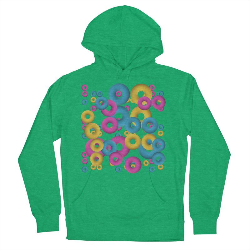 minimalist Fruity loops! Women's Pullover Hoody by gasponce
