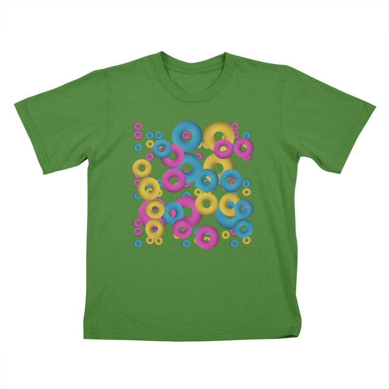 minimalist Fruity loops! Kids T-shirt by gasponce