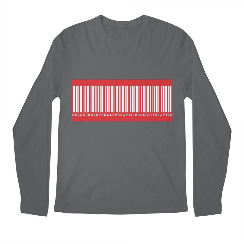 Code! Men's Longsleeve T-Shirt by gasponce