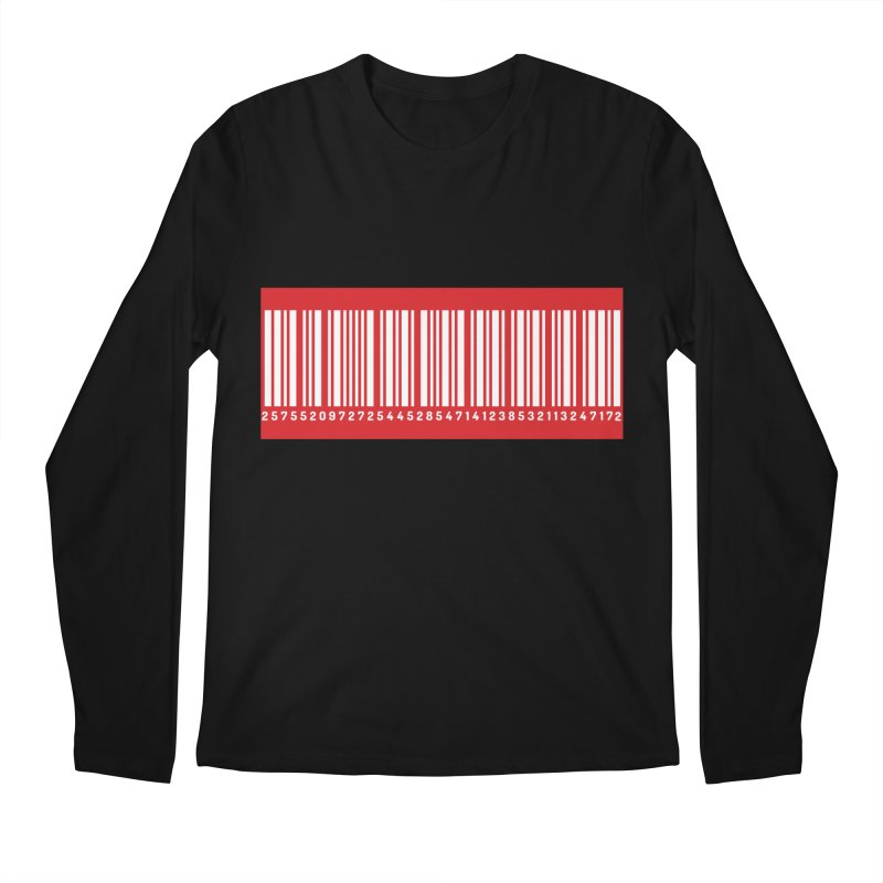 Code! Men's Longsleeve T-Shirt by gasponce
