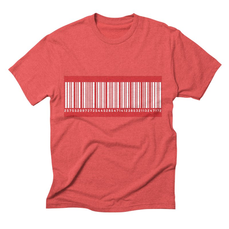 Code! Men's Triblend T-Shirt by gasponce