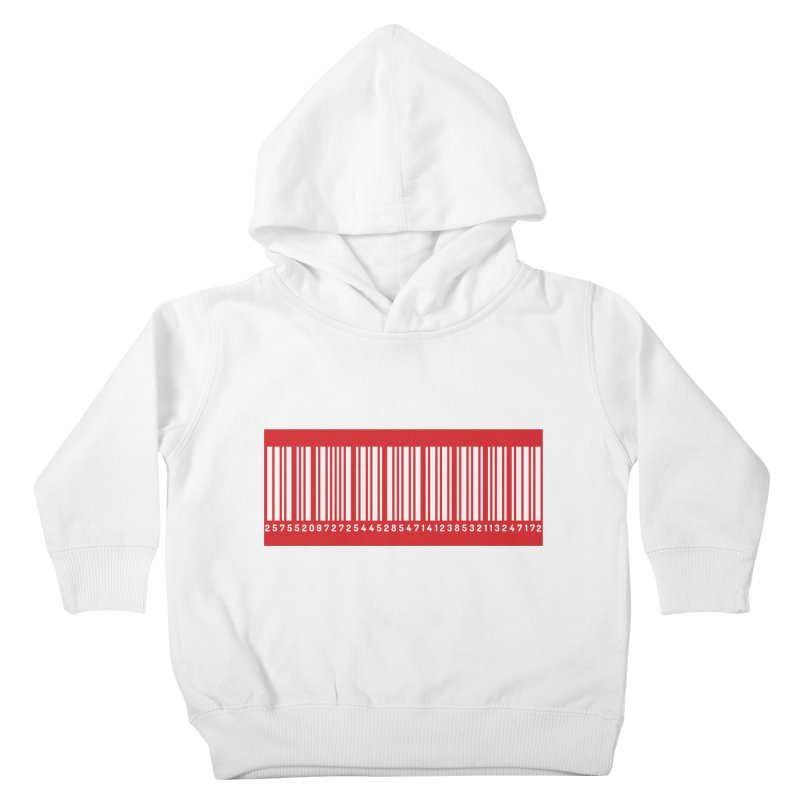 Code! Kids Toddler Pullover Hoody by gasponce