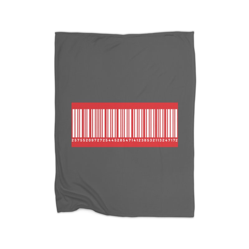 Code! Home Blanket by gasponce
