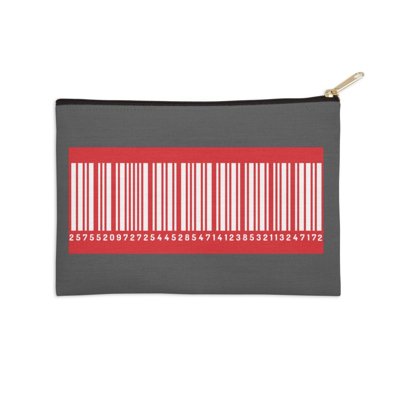 Code! Accessories Zip Pouch by gasponce