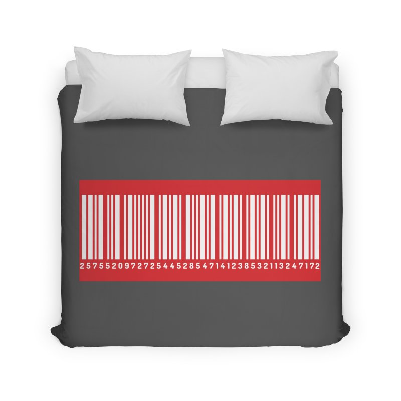 Code! Home Duvet by gasponce