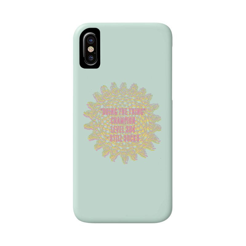 Thing champion Accessories Phone Case by gasponce