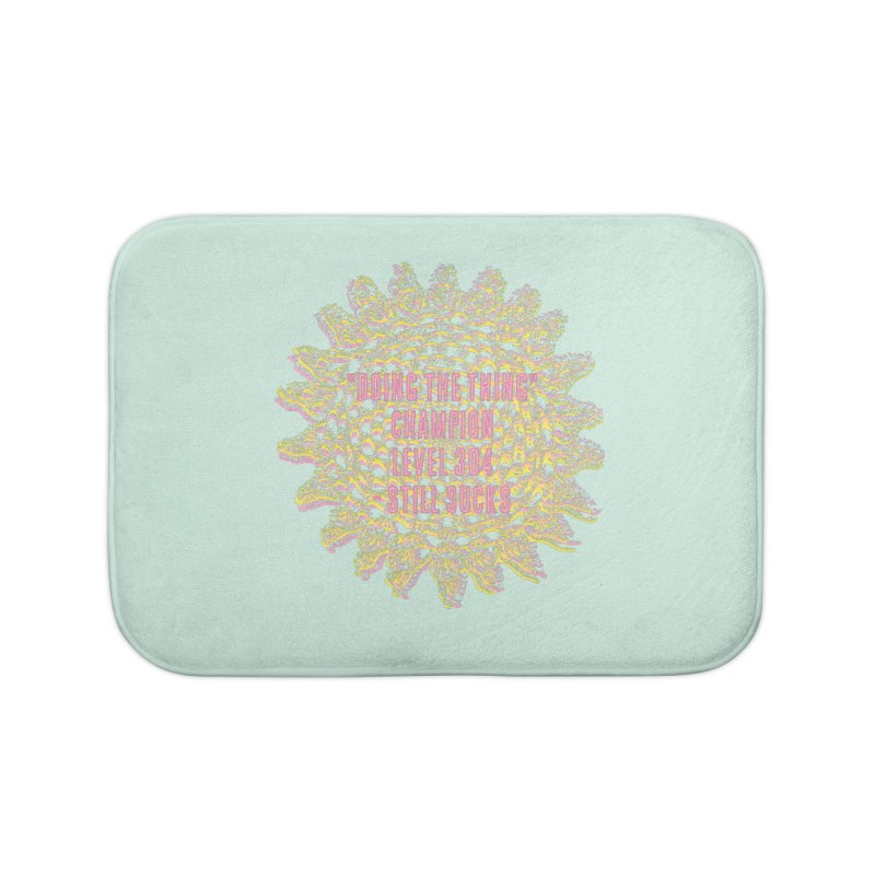 Thing champion Home Bath Mat by gasponce