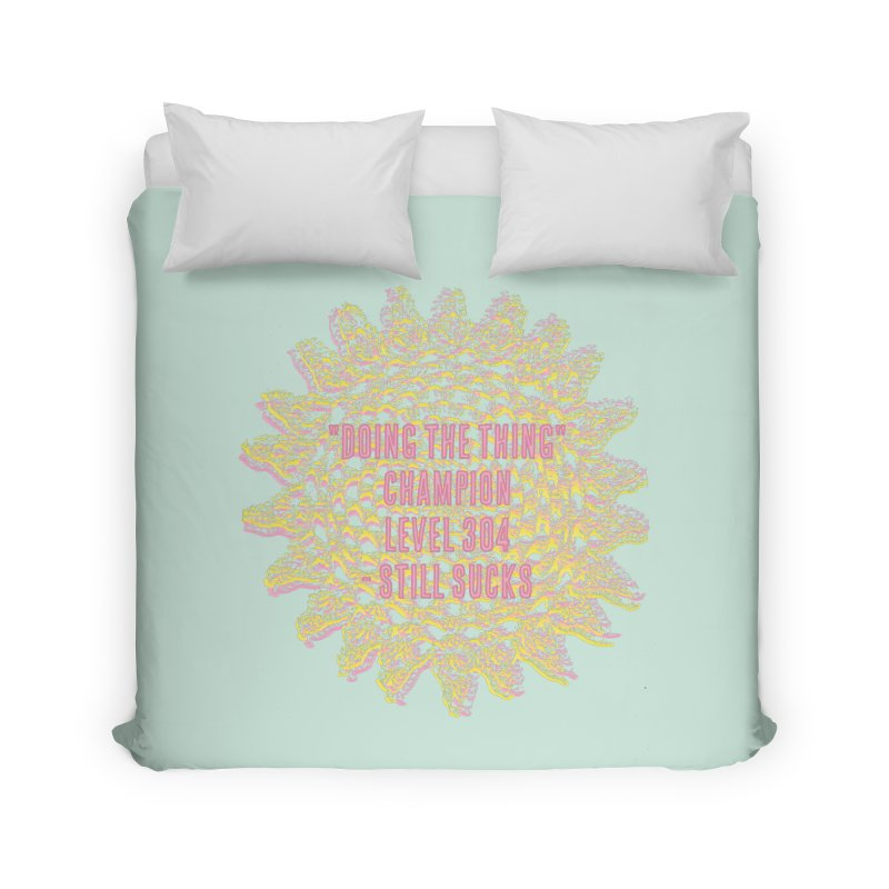 Thing champion Home Duvet by gasponce