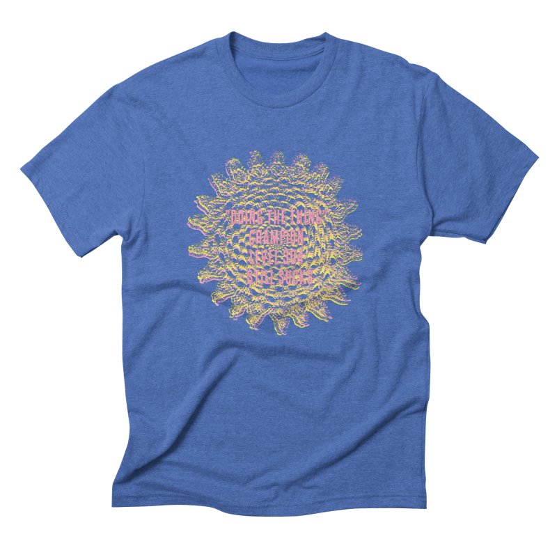 Thing champion Men's Triblend T-Shirt by gasponce