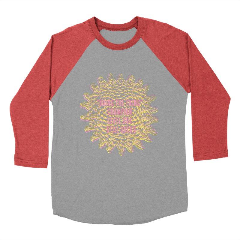Thing champion Men's Baseball Triblend T-Shirt by gasponce