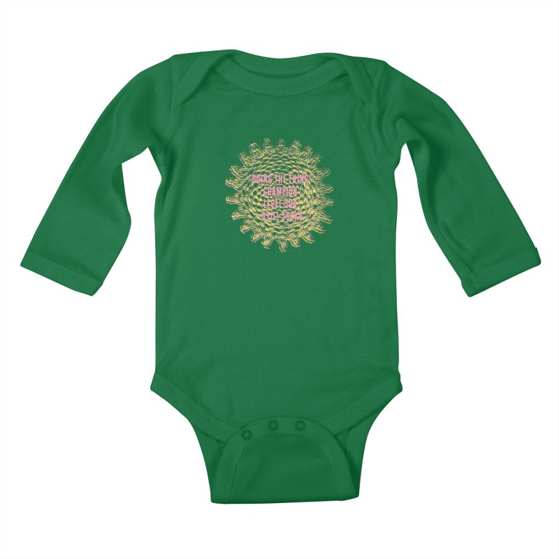 Thing champion Kids Baby Longsleeve Bodysuit by gasponce