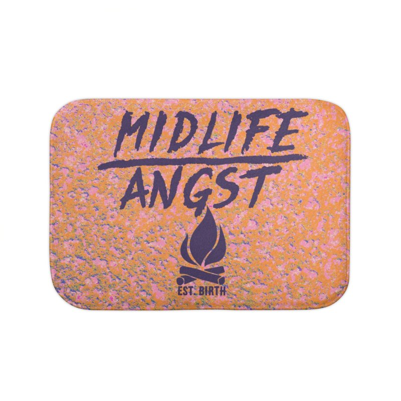 Angst! Home Bath Mat by gasponce
