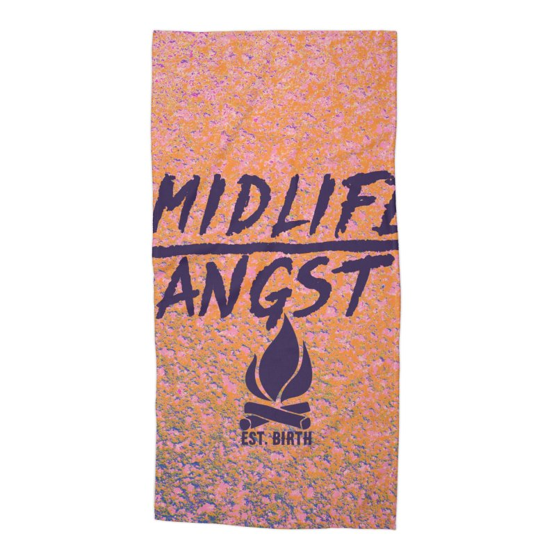 Angst! Accessories Beach Towel by gasponce