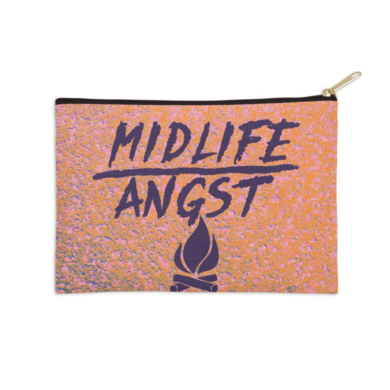 Angst! Accessories Zip Pouch by gasponce