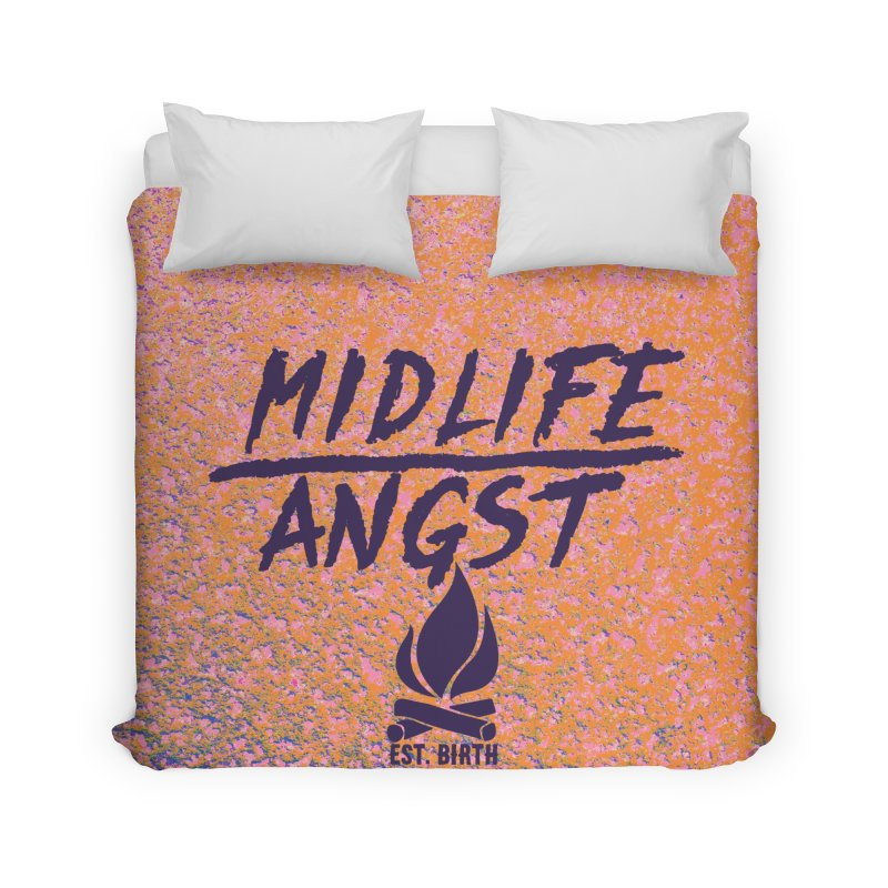 Angst! Home Duvet by gasponce
