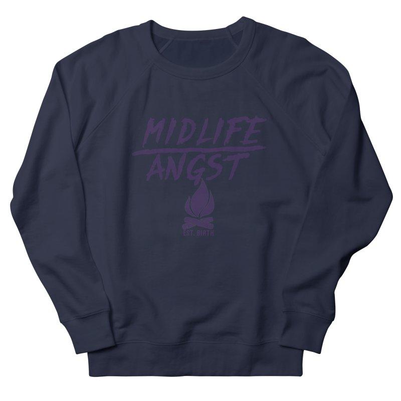 Angst! Men's Sweatshirt by gasponce