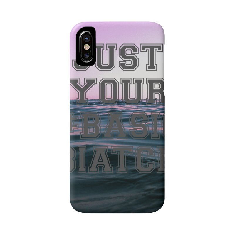 Basic Accessories Phone Case by gasponce