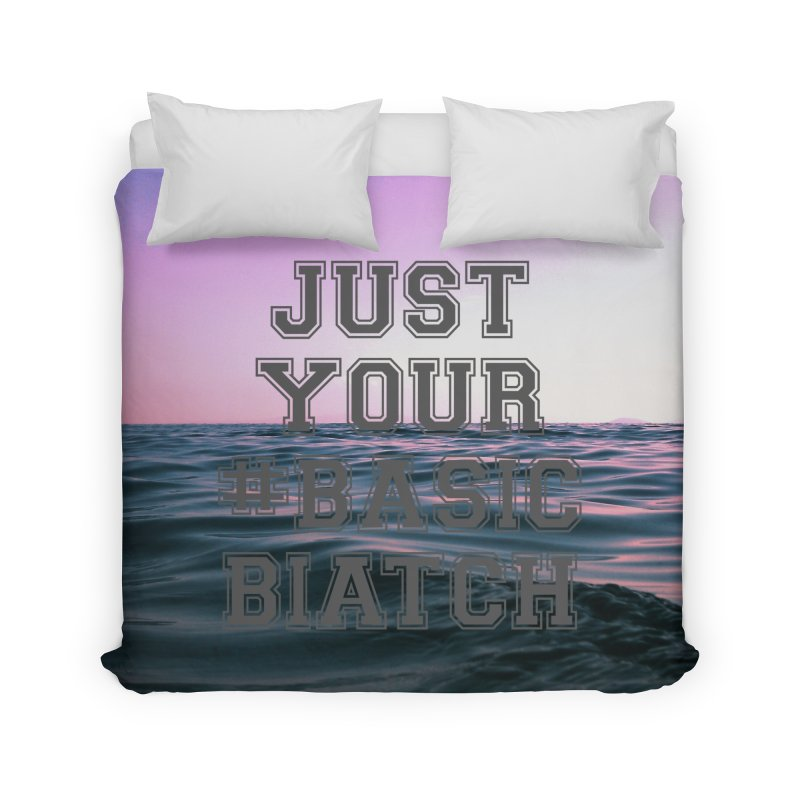 Basic Home Duvet by gasponce