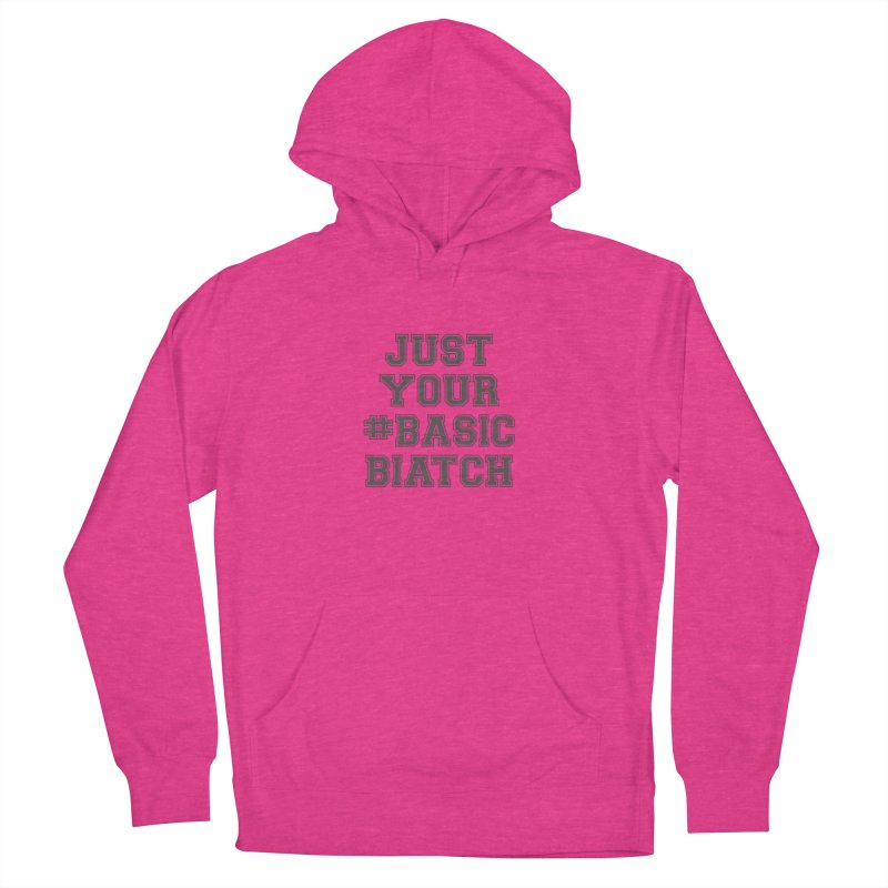 Basic Women's Pullover Hoody by gasponce