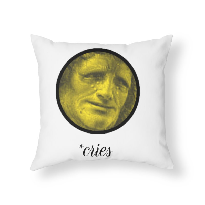Meme! Home Throw Pillow by gasponce