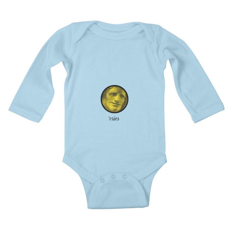 Meme! Kids Baby Longsleeve Bodysuit by gasponce