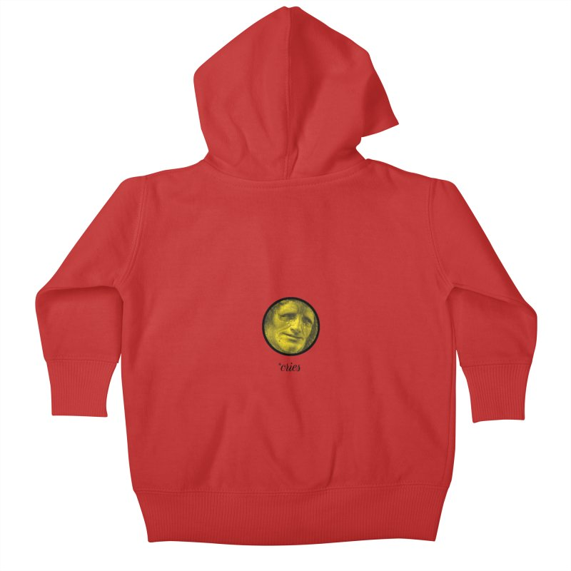 Meme! Kids Baby Zip-Up Hoody by gasponce