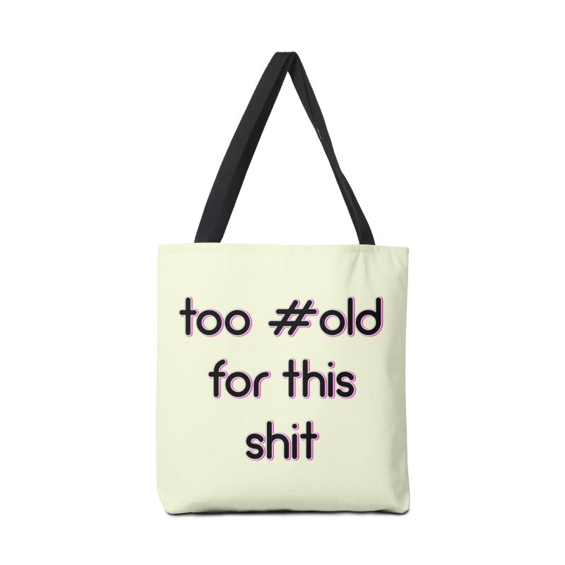 #Old Accessories Bag by gasponce