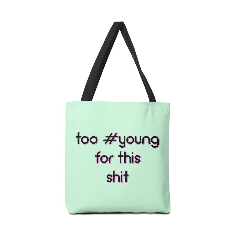 #Young Accessories Bag by gasponce