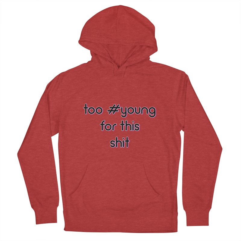 #Young Men's Pullover Hoody by gasponce