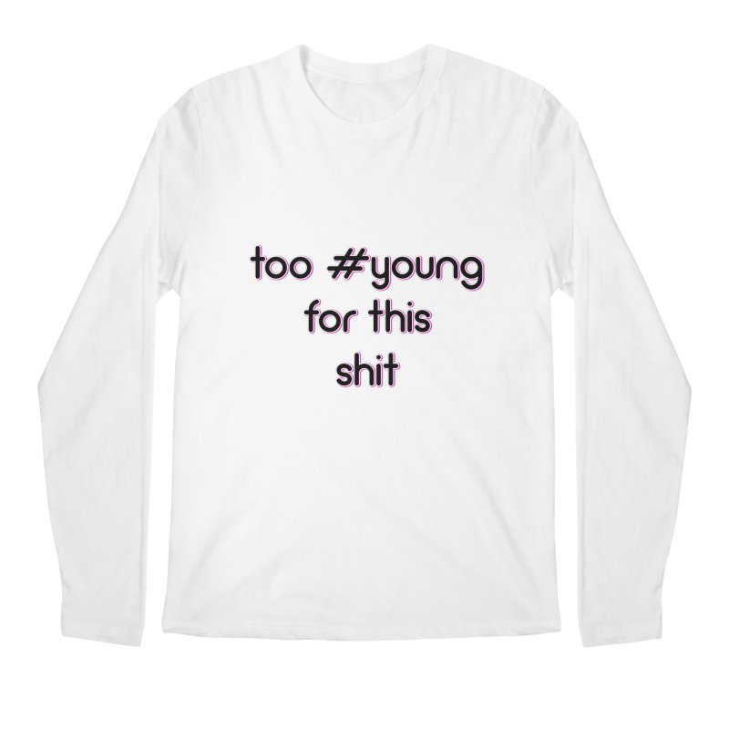 #Young Men's Longsleeve T-Shirt by gasponce